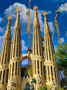 Sagrada Fam%c%adlia Cathedral Barcelona - jeanlouisservais / Pixabay
