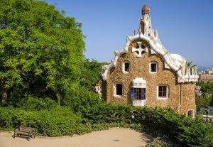 Guell Park Barcelona Spain - adibalea / Pixabay